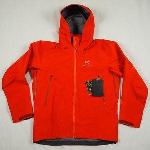 Arc'teryx Men's Beta AR Jacket Sambal Orange Red XL